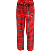 Concepts Sport Men's UNLV Rebels Scarlet/Black Ultimate Plaid Sleep Pants
