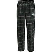 Concepts Sport Men's New York Jets Ultimate Flannel Green Pants