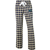 Concepts Sport Women's UCLA Bruins True Blue/Gold Captivate Plaid Sleep Pants