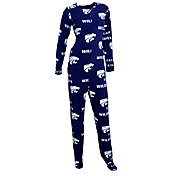 Concepts Sport Women's Kansas State Wildcats Purple Onesie