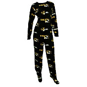 Concepts Sport Women's Missouri Tigers Black Onesie