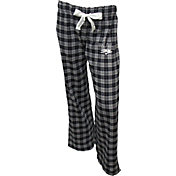 Concepts Sport Women's Nevada Wolf Pack Blue/Silver Captivate Plaid Sleep Pants