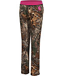 Carhartt Girls' Realtree Xtra Fleece Pants