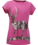 Carhartt Girls' Camo Deer T-Shirt