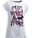 Carhartt Girls' Wild and Free Slub T-Shirt
