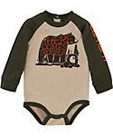 Carhartt Infant Here Comes Trouble Onesie