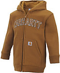 Carhartt Infant Boys' Logo Fleece Zip Hoodie