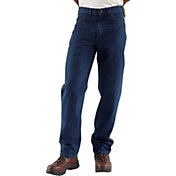 Carhartt Men's Flame Resistant Relaxed Fit Straight Leg Jeans