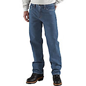 Carhartt Men's Flame Resistant Relaxed Fit Utility Jeans