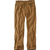 Carhartt Men's Weathered Duck Five Pocket Pants - Big