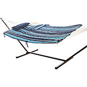 Hammock Source Castaway Design Hammock with Pillow and Stand