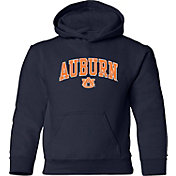 Old Varsity Brand Youth Auburn Tigers Blue Layer Hoodie