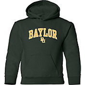Old Varsity Brand Youth Baylor Bears Green Layer Hoodie
