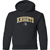 Old Varsity Brand Youth UCF Knights Black Layer Hoodie