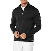 Callaway Men's Fleece Quarter-Zip Golf Pullover