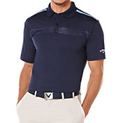 Callaway Men's Big & Tall Colorblock Golf Polo