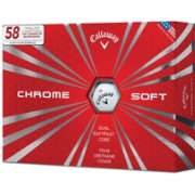 Callaway Chrome Soft Golf Balls – Special 58 Edition