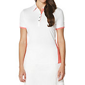 Callaway Women's Blocked Panel Golf Polo