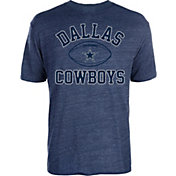 Dallas Cowboys Merchandising Men's Archie Navy T-Shirt