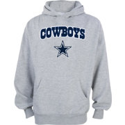 Dallas Cowboys Youth Brack Grey Hoodie