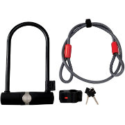 Diamondback Bike U-Lock and Cable
