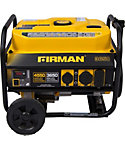 FIRMAN OHV 4550/3650 Portable Generator with Wheel Kit