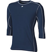 DeMarini Men's CoMotion Mid-Sleeve Baseball Shirt