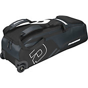 DeMarini Momentum Wheeled Baseball Bag