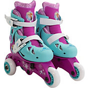Disney Frozen Girls' 2-in-1 Inline Skates