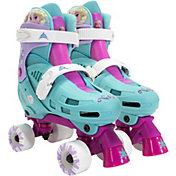 Disney Girls' Frozen Quad Roller Skates