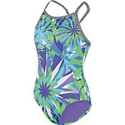 Dolfin Girls' Uglies Dazzle Swimsuit