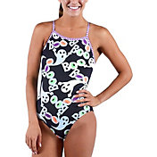 Dolfin Uglies Women's Halloween Boo V-2 Back Swimsuit