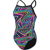 Dolfin Women's Winners Blitz V-2 Back Swimsuit