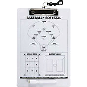 DICK'S Sporting Goods Baseball/Softball Coach's Clipboard