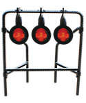 Do-All Outdoors Bonehead .22-Caliber Triple Spinner Target