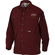 Drake Waterfowl Men's Mississippi State Wingshooter's Long Sleeve Shirt