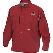 Drake Waterfowl Men's South Carolina Wingshooter's Long Sleeve Shirt
