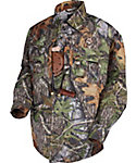Drake Waterfowl Men's Ol' Tom Vestless Mesh Back Hunting Shirt