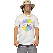 East Coast Dyes Men's Color Wheel Lacrosse T-Shirt