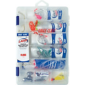 Eagle Claw Lazer Sharp Saltwater Fluke Fishing Kit
