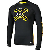 Elite Hockey Senior Compression Gel Long Sleeve Top