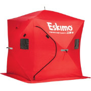 Eskimo Quickfish 3i Insulated 3 Person Ice Fishing Shelter