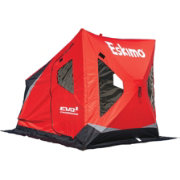 Eskimo EVO Crossover 1 Person Ice Fishing Shelter