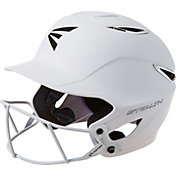 Easton Adult Z6 Grip Fastpitch Batting Helmet w/ Mask