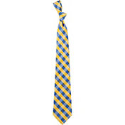 Eagles Wings St. Louis Blues Check Necktie