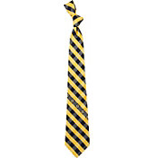 Eagles Wings Boston Bruins Check Necktie