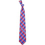 Eagles Wings New York Rangers Check Necktie