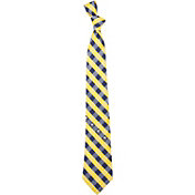 Eagles Wings Buffalo Sabres Check Necktie