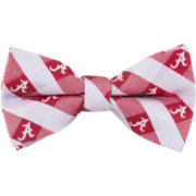 Eagles Wings Alabama Crimson Tide Checkered Bow Tie