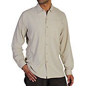 ExOfficio Men's Bugsaway Breez'r Button Up Long Sleeve Shirt